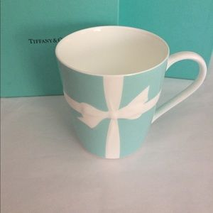 Tiffany & Co. Ribbon Mug